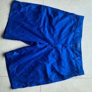 Nike Gold shorts